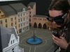 Otti mitten in der Augmented Reality